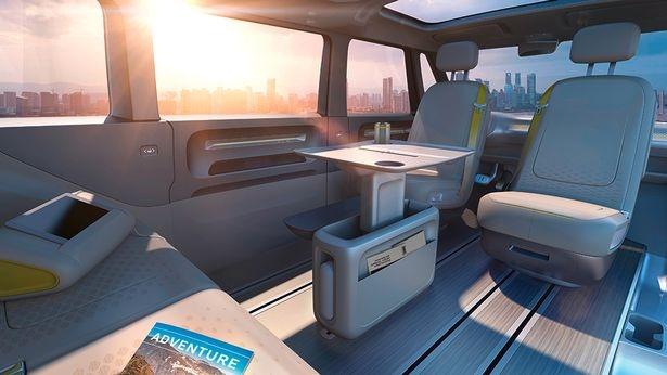 2020 Volkswagen Van Release date, Price, Interior