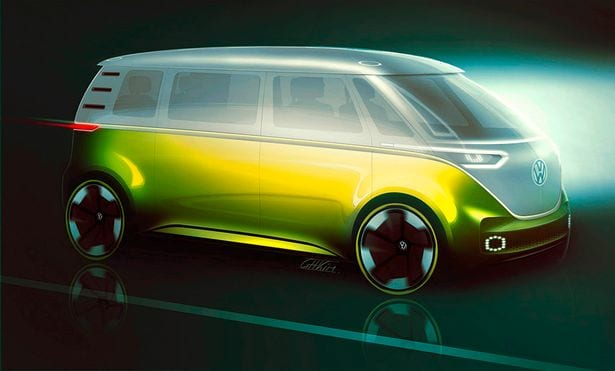 2020 Volkswagen Van