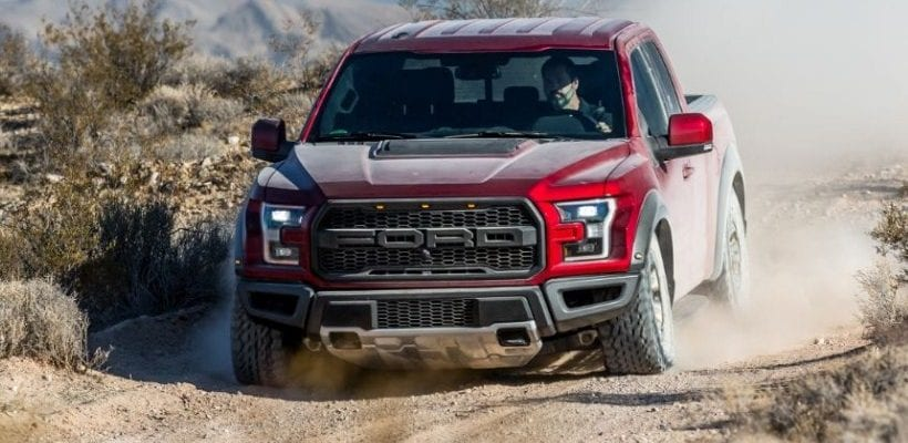 The Benefits Of Owning A Ford F-150 Raptor