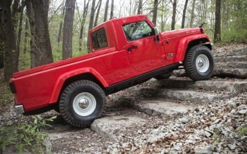 2012 Jeep J12 Concept