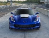 2017 Chevrolet Corvette Grand Sport Admiral Blue Heritage Edition