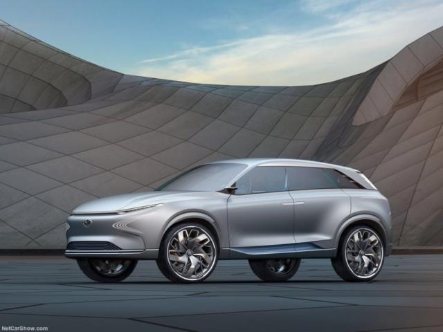 2017 Hyundai FE Fuel Cell Concept