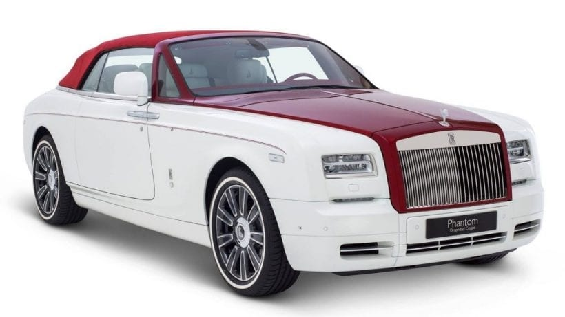 2017 Rolls-Royce Phantom Drophead Coupe