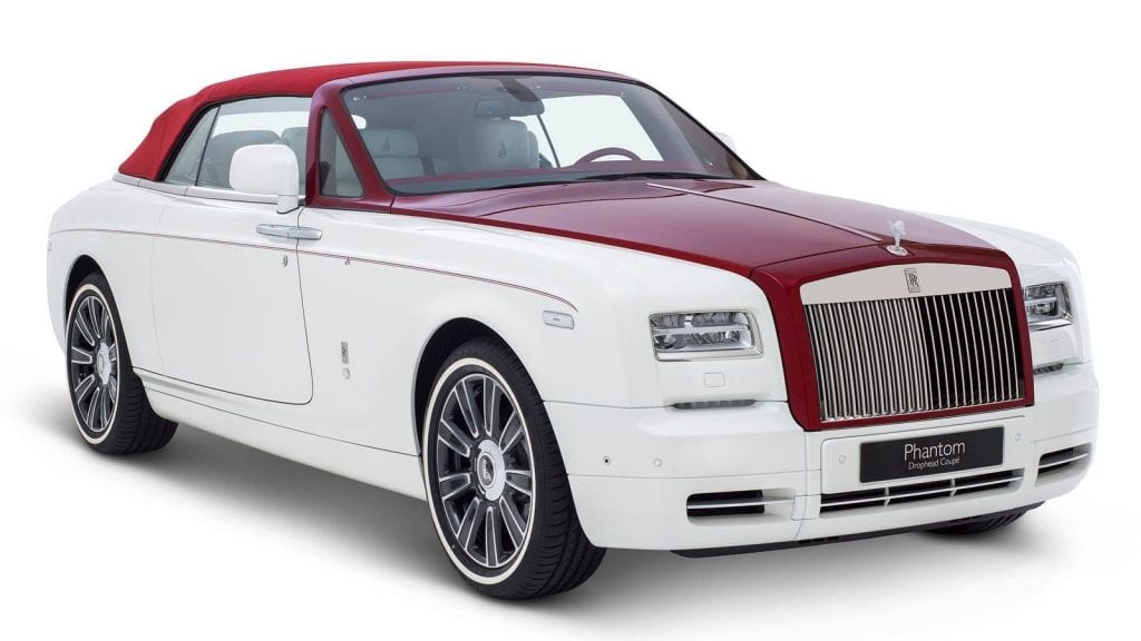 2017 rolls royce phantom drophead coupe inspired by desert rose. Black Bedroom Furniture Sets. Home Design Ideas