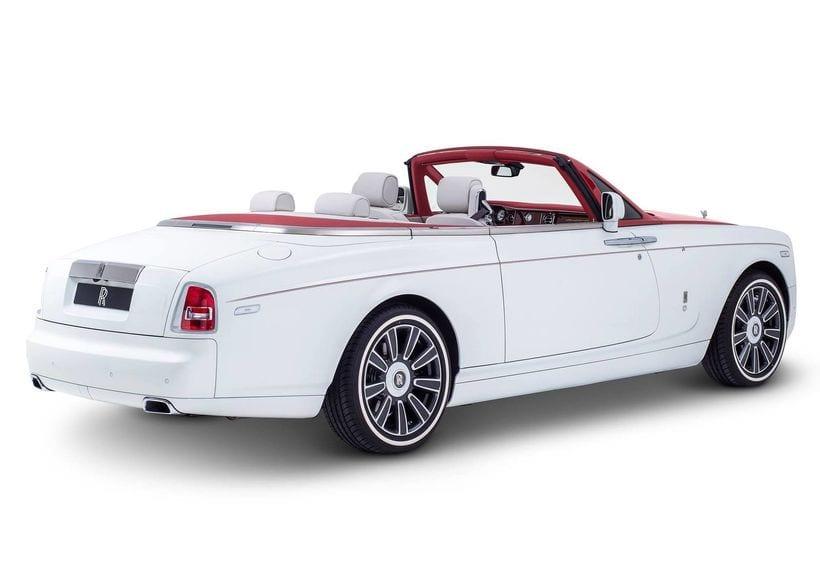 Rolls Royce Phantom Drophead Coupe Inspired By Desert Rose