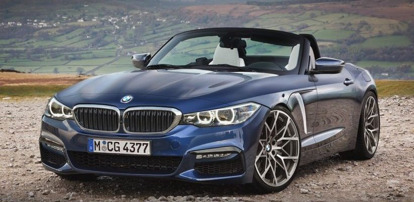 2018 Bmw Z4 Design Specs Price Interior Exterior