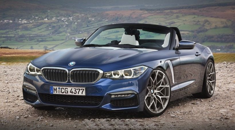 2018 BMW Z4 Design, Specs, Price, Interior, Exterior