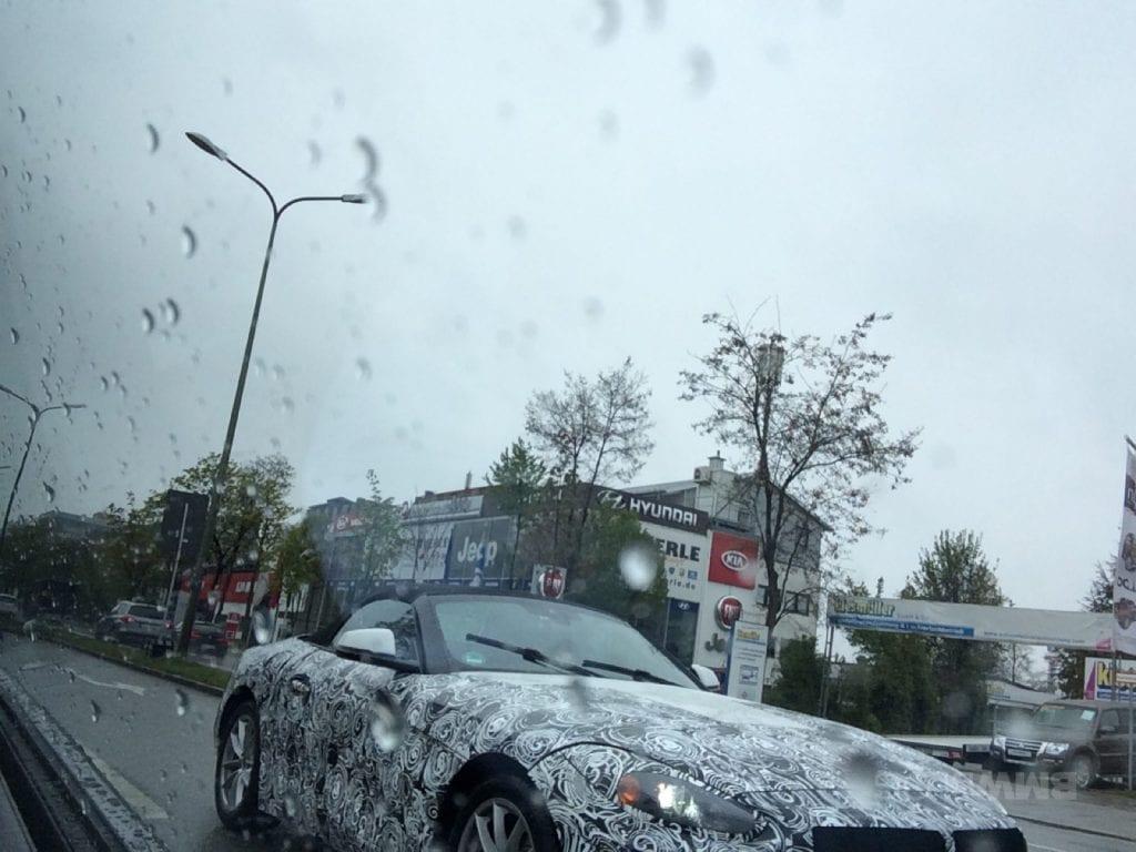 2018 BMW Z4