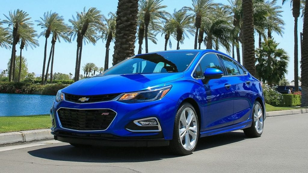 2018 Chevrolet Cruze Diesel - Price, Release date, Review ...