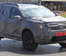 2018 Dacia Duster right side