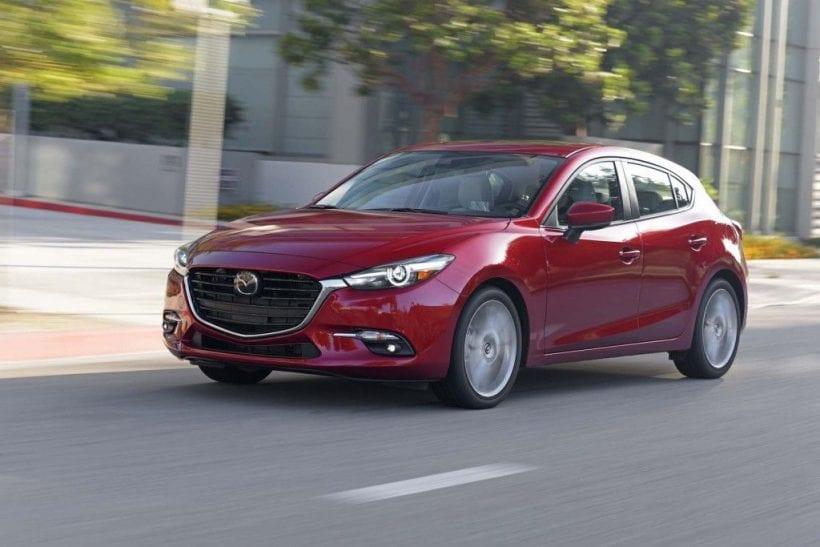 2018 Mazda - HCCI Genesis