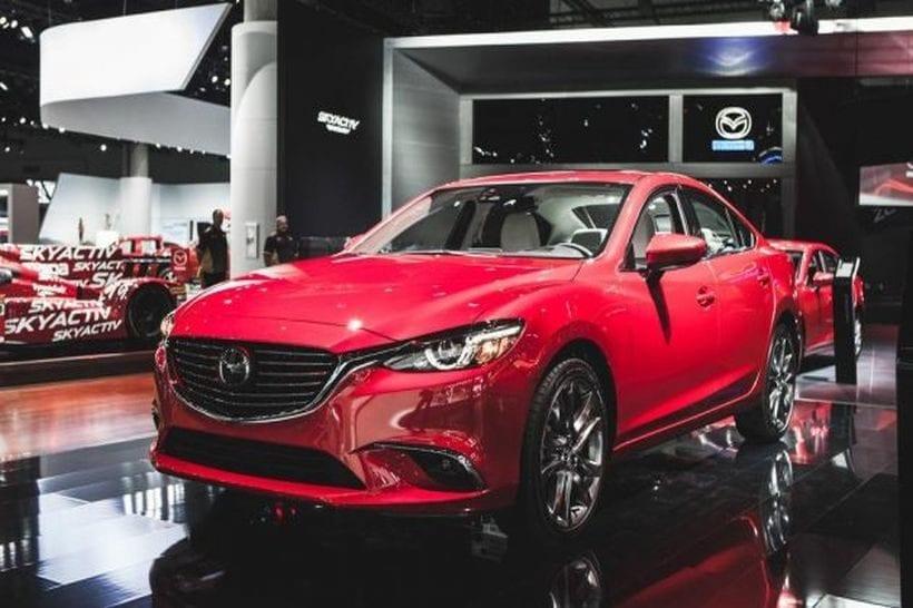 2018 Mazda 6 styling