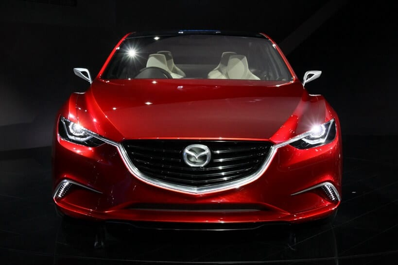 2018 Mazda 6 Is Ready For New And Improved Design