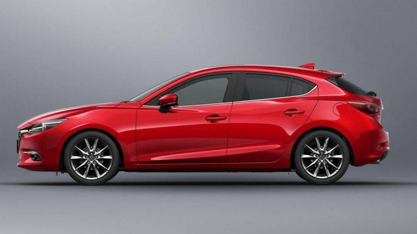 2018 Mazda - HCCI Genesis side view