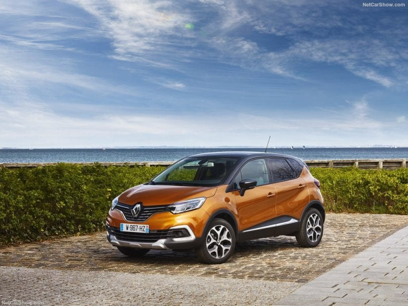 2018 renault captur styling interior price performance. Black Bedroom Furniture Sets. Home Design Ideas