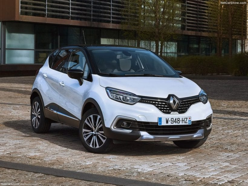 2018 Renault Captur Styling Interior Price Performance