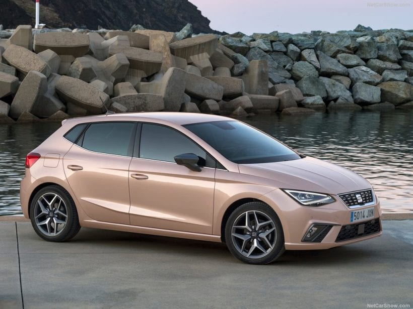 2018 seat ibiza design price specs interior exterior. Black Bedroom Furniture Sets. Home Design Ideas