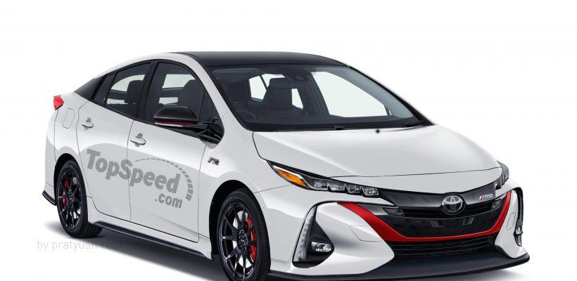 2018 Toyota Prius TRD