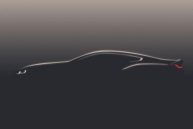 2019 BMW 8 Series teaser