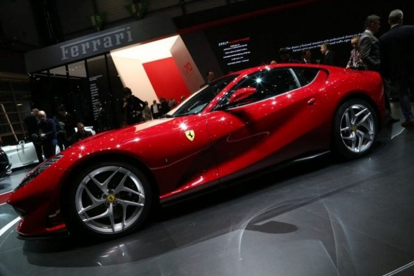 2019 Ferrari 812 Aperta Price Release Date Review