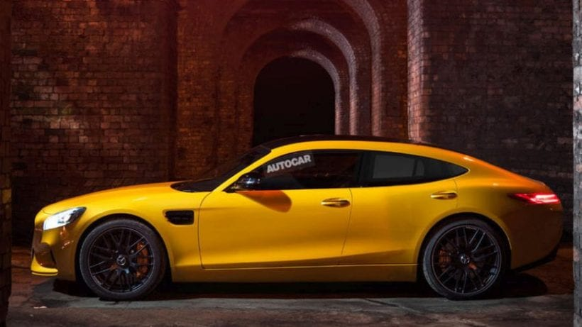 2019 Mercedes Amg Gt4 Price Release Date Review