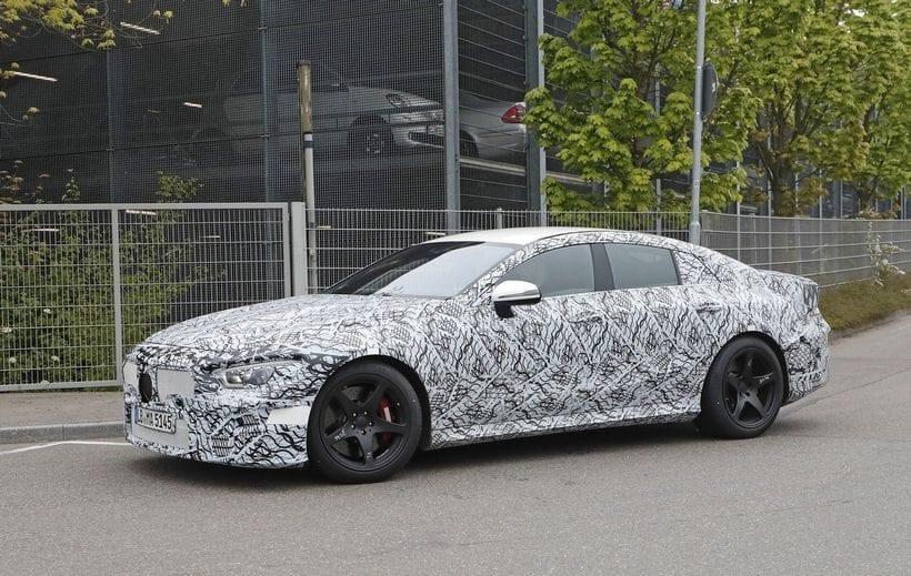 2019 Mercedes-AMG GT4