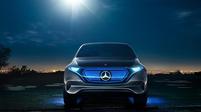 2020 Mercedes Benz Eq Suv Styling Price Engine