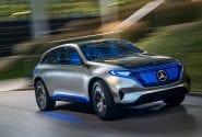 2020 Mercedes-Benz EQ SUV