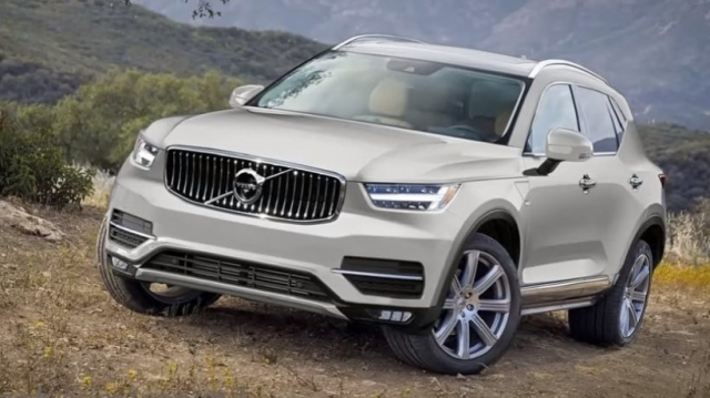2020 volvo xc40 design  price  interior  specs  review