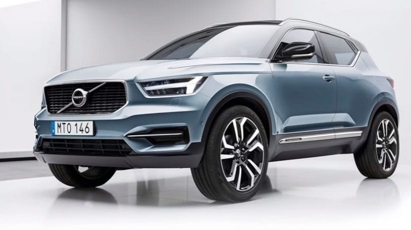 2020 Volvo XC40 Design, Price, Interior, Specs, Review