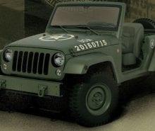 Jeep 75TH Salute Concept