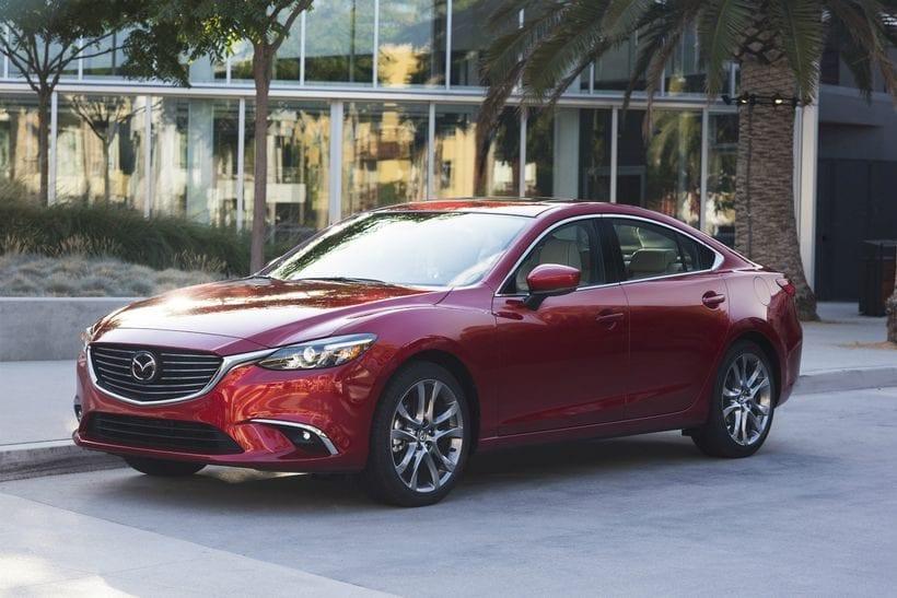 Mazda 6 next generation