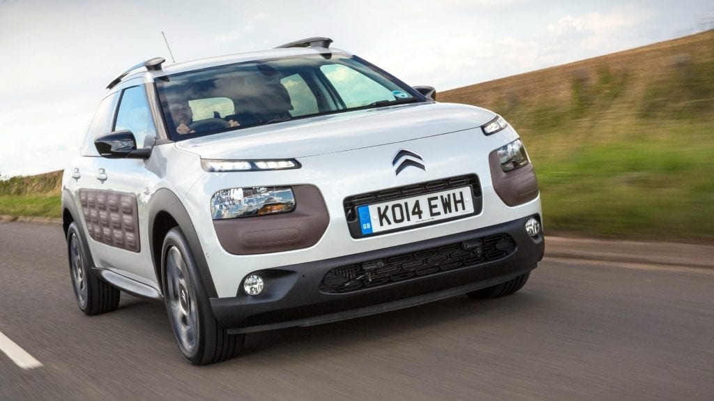 2017 citroen c4 cactus design specs price performance. Black Bedroom Furniture Sets. Home Design Ideas