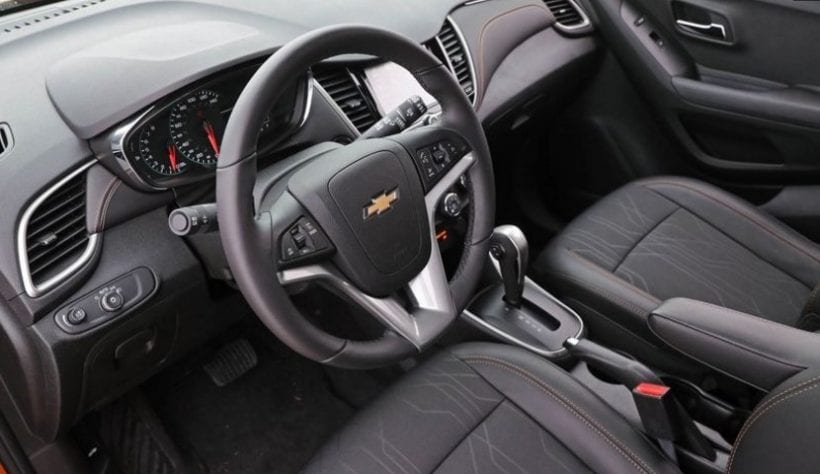 2018 Chevrolet Trax Price, Design, Engine, Interior, Exterior