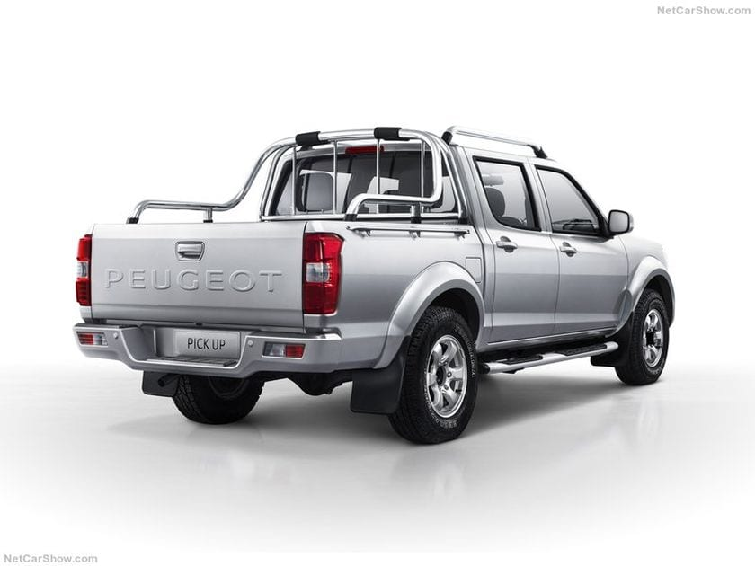 2018 peugeot pick up specs price release date performance truck. Black Bedroom Furniture Sets. Home Design Ideas