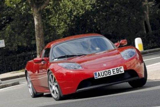 2019 Tesla Roadster prediction