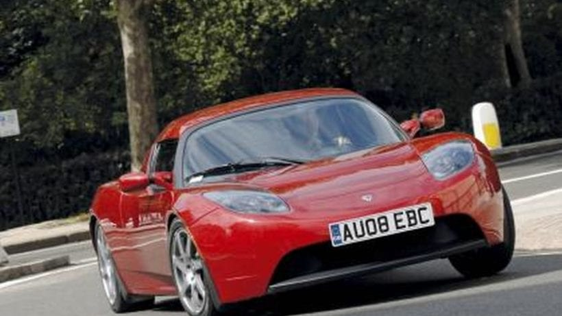 2019 Tesla Roadster prediction