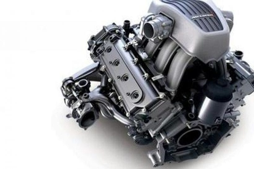 2020 McLaren SUV engine