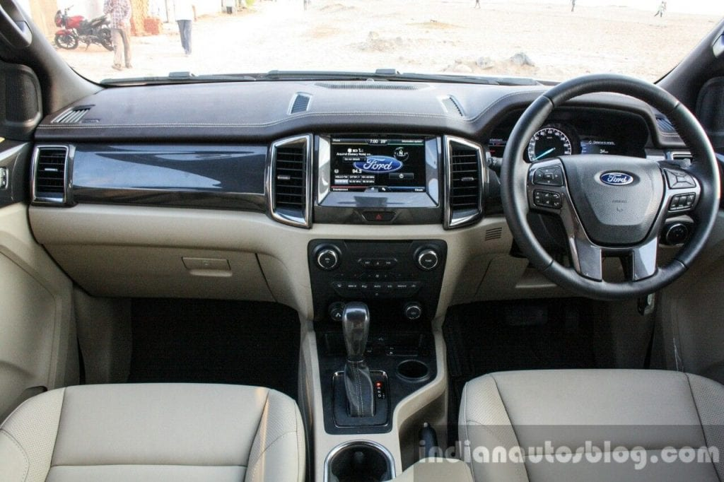 2018 Ford Endeavour Review Release Date Review Features Price