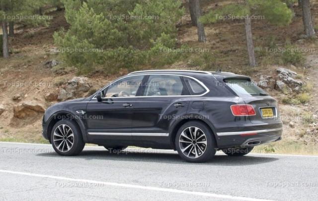 2019 Bentley Bentayga Plug-In Hybrid