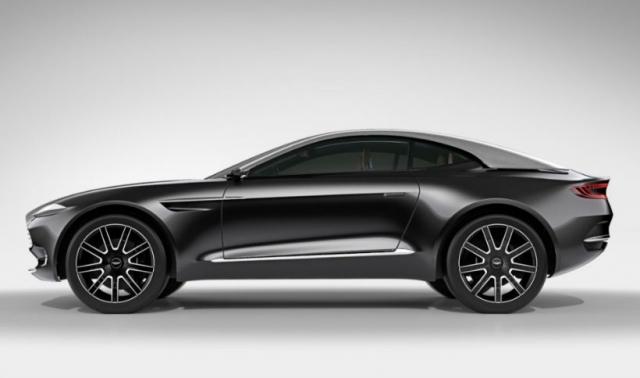 Aston Martin DBX SUV Concept: Design, Specs >> 2020 Aston Martin Lagonda SUV Design, Price, Specs