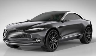 2020 Aston Martin Lagonda SUV