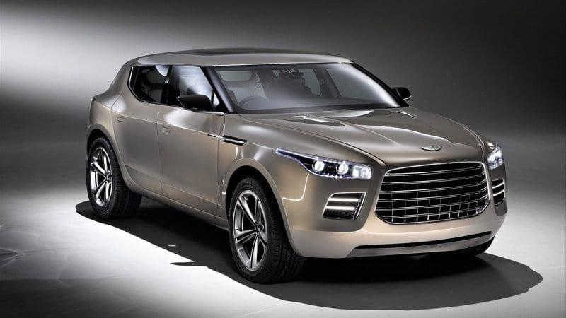 2020 Aston Martin Lagonda Suv Design Price Specs
