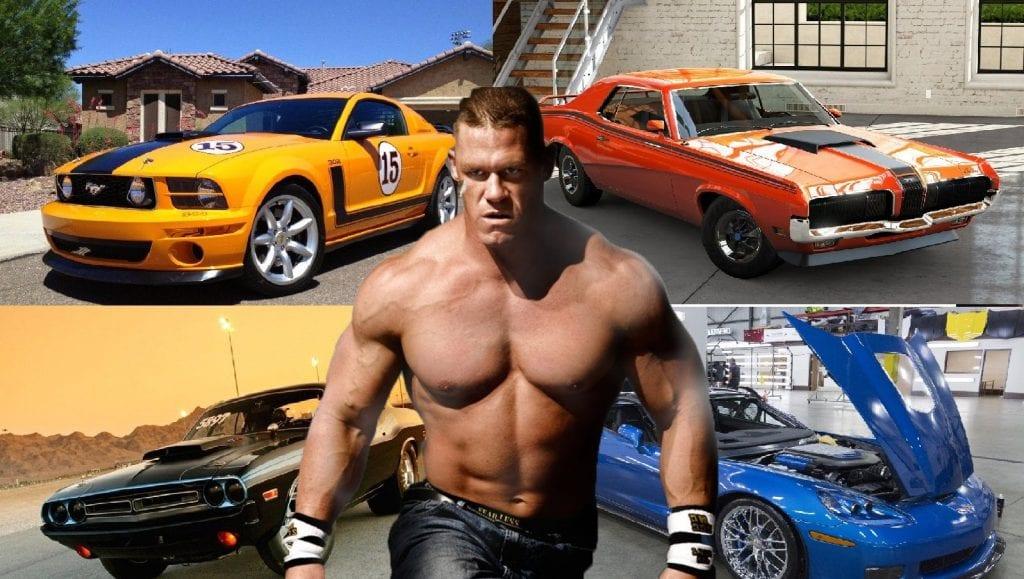 Check Out John Cena's Car Collection  Check Out John ...