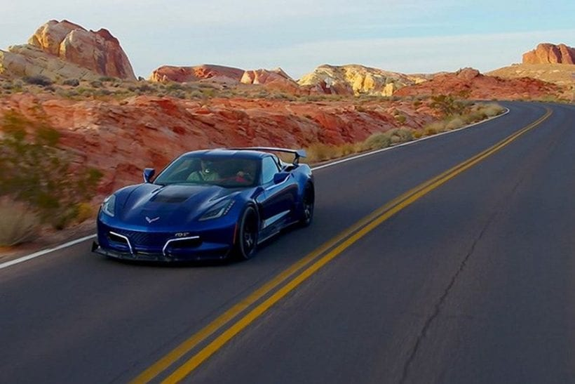 800+ HP Genovation GXE Is Chevrolet Corvette With Electric Powertrain