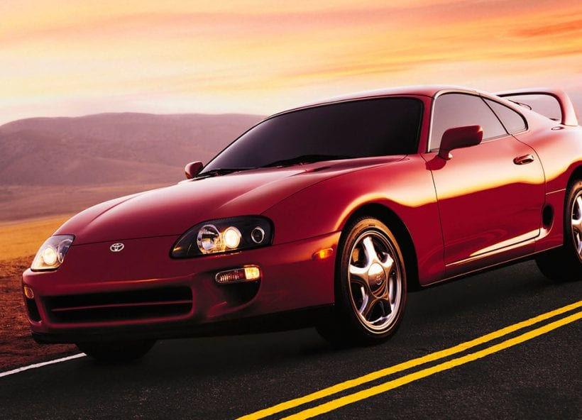 20 Cars That Marked The 1990s