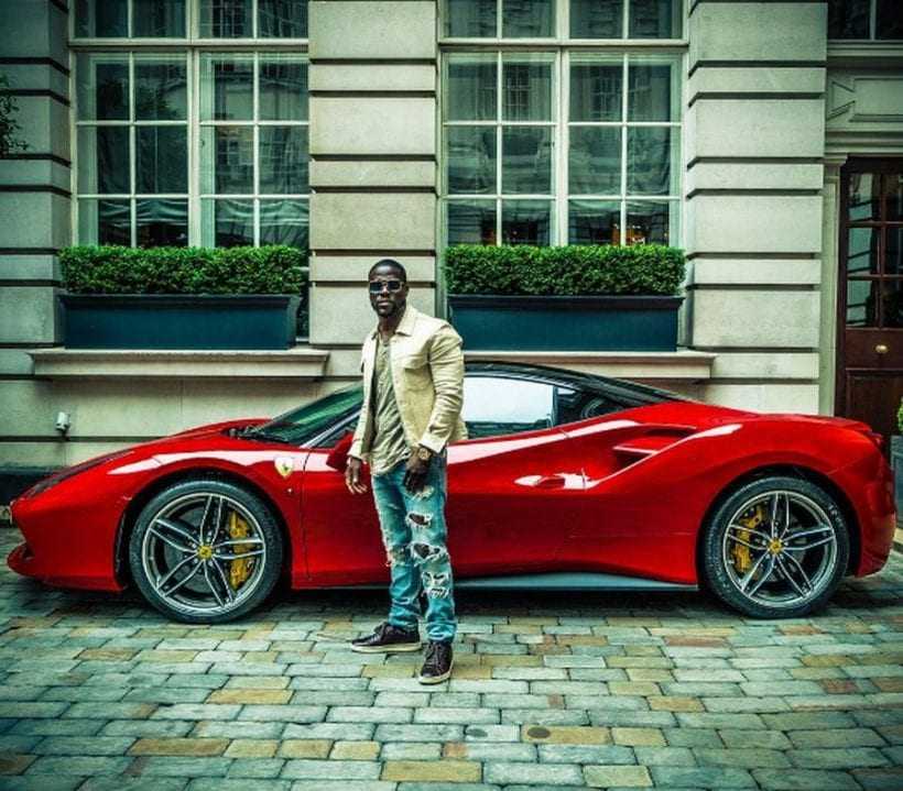 Kevin Hart's Car Collection