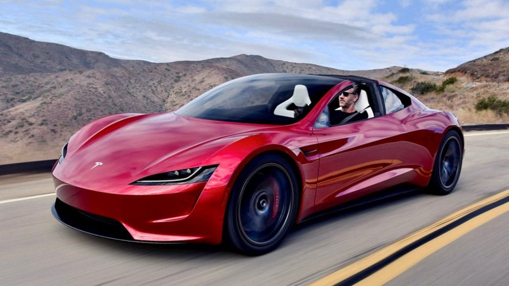 6 Amazing Things You Need To Know About New Tesla Roadster