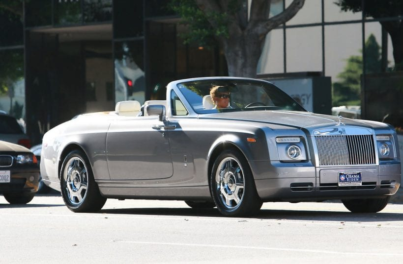 Mercedes Roadside Assistance >> 27 Amazing Cars Owned By Celebrities