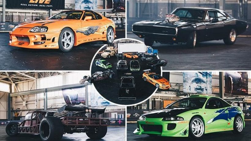 top 5 cars from fast furious live. Black Bedroom Furniture Sets. Home Design Ideas